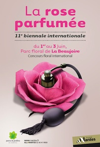 11e biennale internationale de la Rose Parfumée