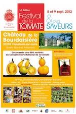 Festival de la TOMATE et des SAVEURS - Montlouis-sur-Loire - Septembre 2012