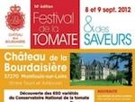 Festival de la Tomate, les 8 et 9 septembre