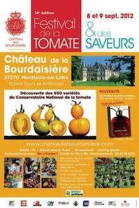 Festival de la Tomate, les 8 et 9 septembre 2012