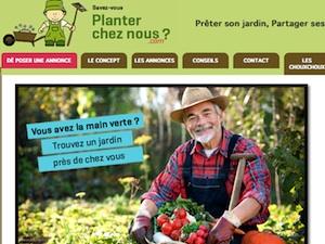 Xxx jardin cherche jardinier et vice versa for Cherche jardinier 78