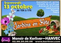 Jardins en fete - Hanvec - Octobre 2012