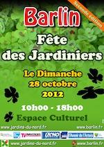 Fete des Jardiniers - Barlin - Octobre 2012