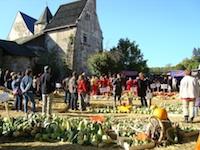 Les 23e Hortomnales - Saint Remy la Varenne - Octobre 2012