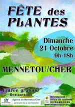 Fete des Plantes - Mennetou-sur-Cher - Octobre 2012