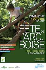 Fete de l'Arc boise - Sucy-en-Brie - Octobre 2012