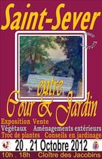 Entre cour et jardin - Saint-Sever - Octobre 2012