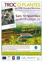 Troc O'Plantes et Concours de Soupes - Zuydcoote - Novembre 2012