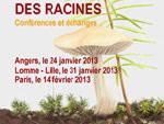 AU PAYS DES RACINES - Journées de conférences et d'échanges début 2013.
