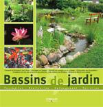 Bassins de jardin : couverture