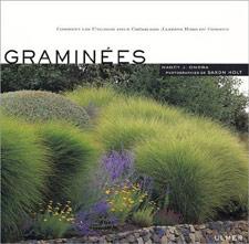 Graminées : Comment les utiliser pour créer des jardins hors du commun - Livre de Nancy J. Ondra