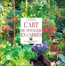 L'art du potager en carrés - Livre de J.P. Collaert / E. Predine