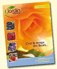 JardinExpress : catalogue printemps 2013