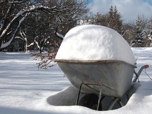 Il a neigé (Scènes d'hiver)