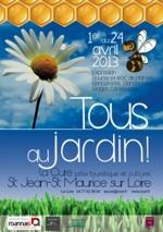 Tous au jardin! Vide jardins et bourse aux plantes - Saint Jean-Saint Maurice sur Loire - Avril 2013