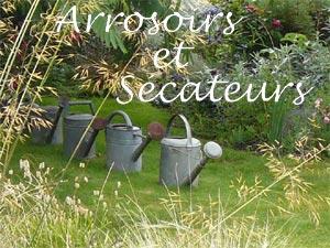 Arrosoirs et sécateurs - http://arrosoirs-secateurs.com