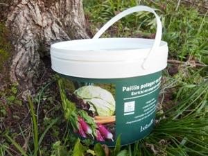 Paillis potager en granulés Botanic : avis
