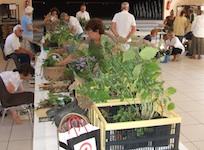 Troc aux plantes et vide-jardins - Saacy sur Marne - Avril 2013