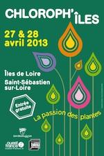 Chloroph'îles, la passion des plantes - Saint-Sébastien-sur-Loire - Avril 2013