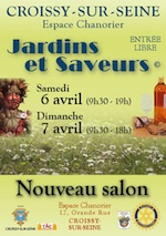 Jardins et Saveurs - Croissy sur Seine - Avril 2013