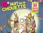 10e Nuit de la Chouette, le 23 mars 2013
