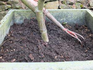 Retirer le substrat de surface