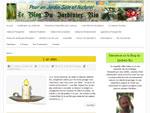 Le Blog du jardinier bio