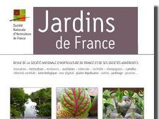 Album Jardins de France 2012-2013