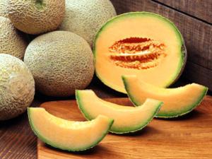 Le melon est très riche en provitamines A