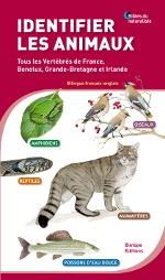 Identifier les animaux : couverture