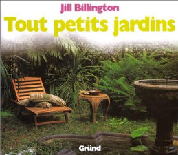 Tout petits jardins - Livre de J. Billington