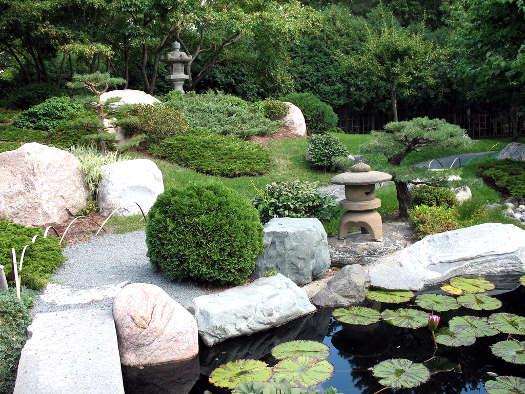 bassin japonais les plus beaux bassins. Black Bedroom Furniture Sets. Home Design Ideas
