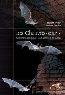 Les Chauves-souris de France, Belgique, Luxembourg et Suisse : couverture