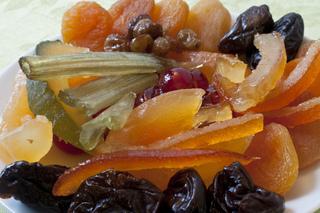 Noël : Confiseries de Fête avec des Fruits