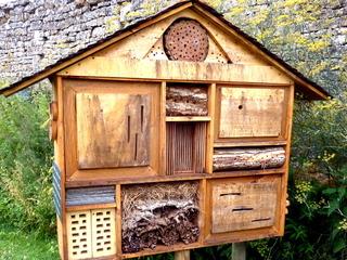 Hôtel à insecte