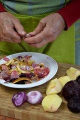 Découpe des fruits et légumes