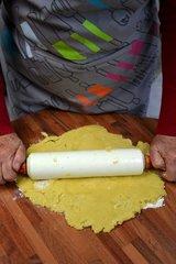 Etaler la pâte
