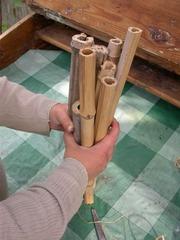 Fagot de bambou