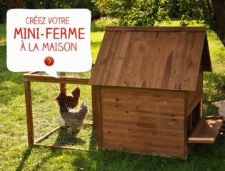 Farmili : Vente en ligne de Poules, Lapins et Matériel