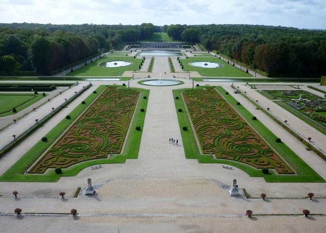 Jardin la fran aise for Jardin renaissance