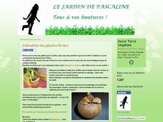 Le jardin de Pascaline - http://lejardindepascaline.blogspot.fr/