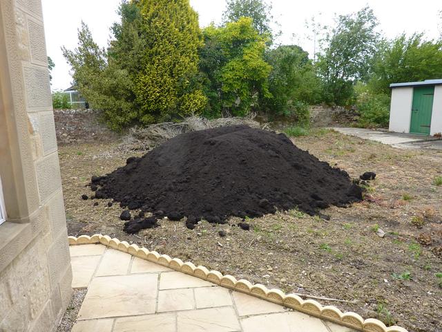 amenagement jardin sol