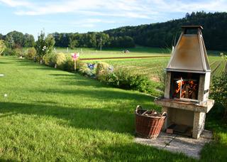 Barbecue maçonné