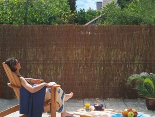 brande de bruy re une cl ture naturelle au jardin. Black Bedroom Furniture Sets. Home Design Ideas