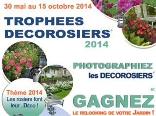 Concours photo : Trophées Décorosiers 2014