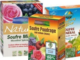 Soufre : traitement pour le jardin