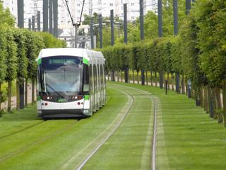 Tramway - Nantes