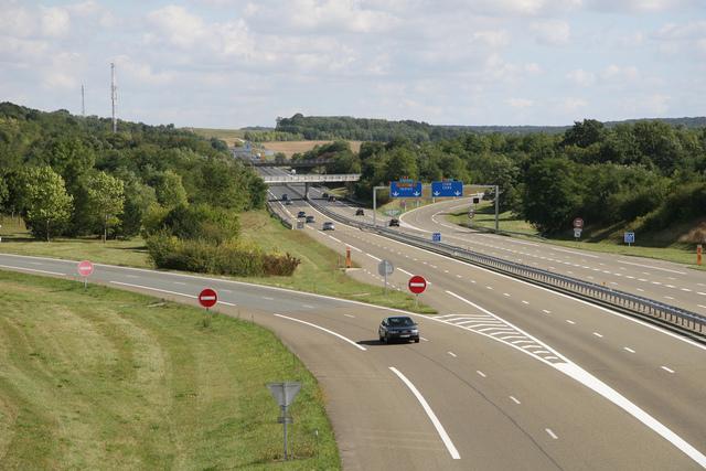 Plantations en bord d'autoroute : pourquoi, comment ?