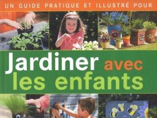Jardiner avec les enfants - Livre de Jenny Hendy