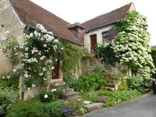 Jardin de Renée, à Doussard (74)